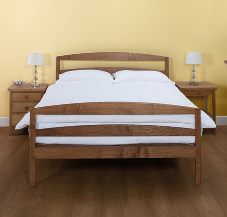 Cotswold Caners Chatsworth Slatted Wooden bed