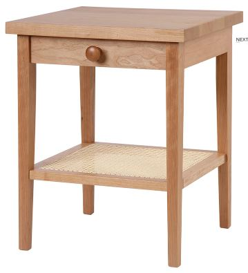 Cotswold Caners Cherington bedside table