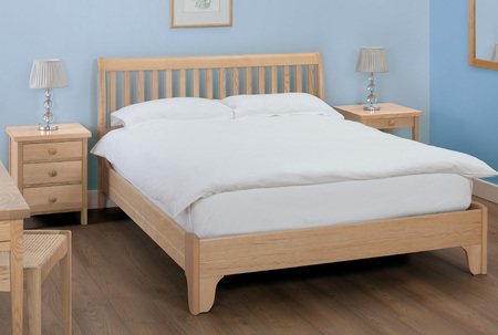 Cotswold Caners Iona low footend bed