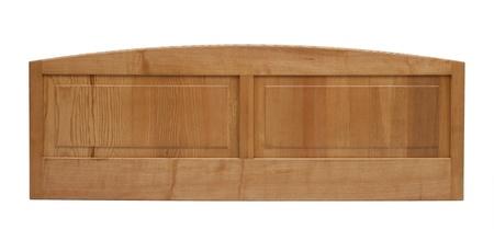 Cotswold Caners Lichfield wood panel headboard