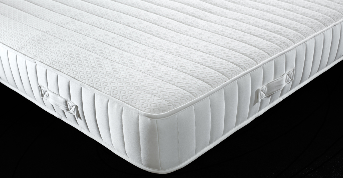 Deluxe Ortho Coil Spring Mattress (Hard) 120cm
