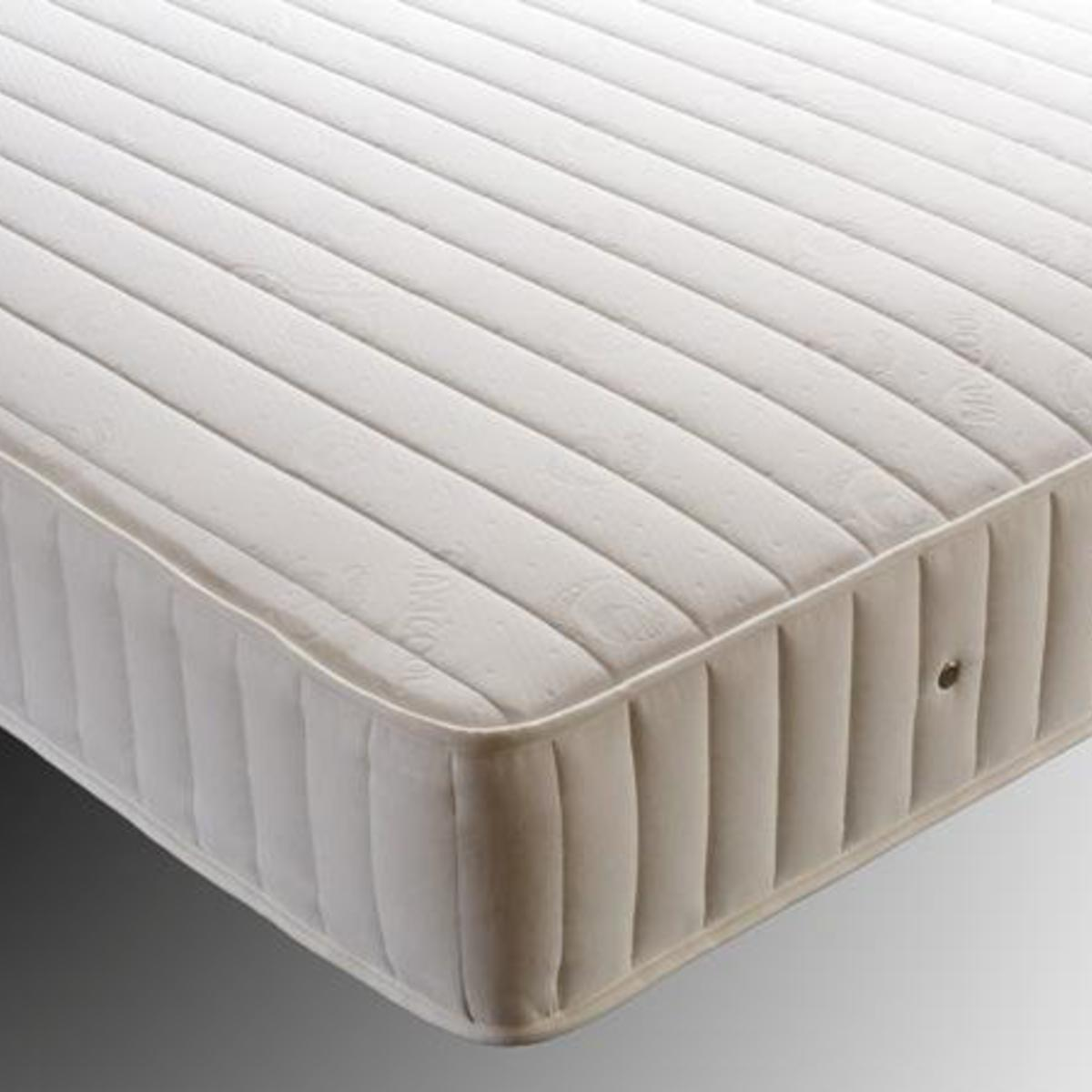 Deluxe Ortho Coil Spring Mattress (Hard) 150cm