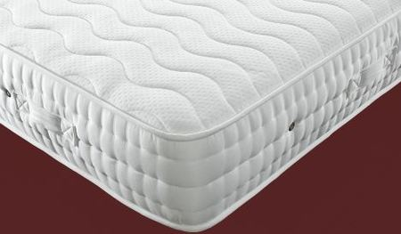 Hampton Reflex Ever Firm Sprung Mattress (Firm) 120cm