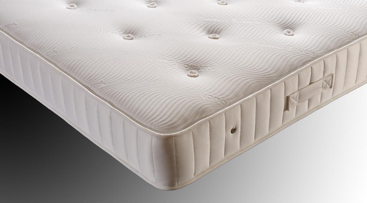 Horizon Orthopaedic Coil Spring Mattress (Extra Firm) 120cm