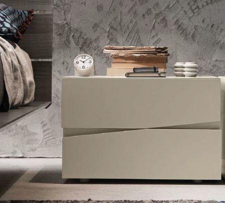 Presotto Jazz Bedside Cabinets