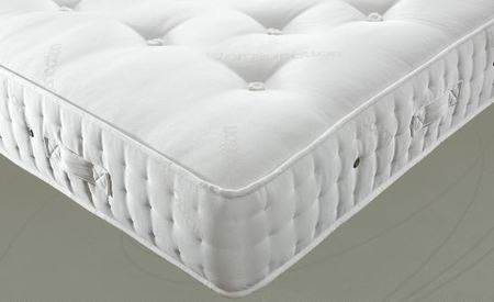 Natura 3,500 pocket spring mattress (Extra Firm) in US bed sizes
