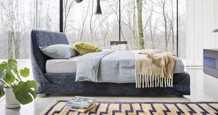 Nolita Padded Bed - Custom Fabric