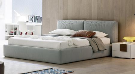 Milos Storage Bed
