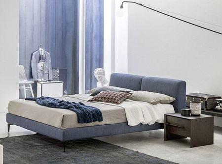Novamobili Margot Upholstered bed