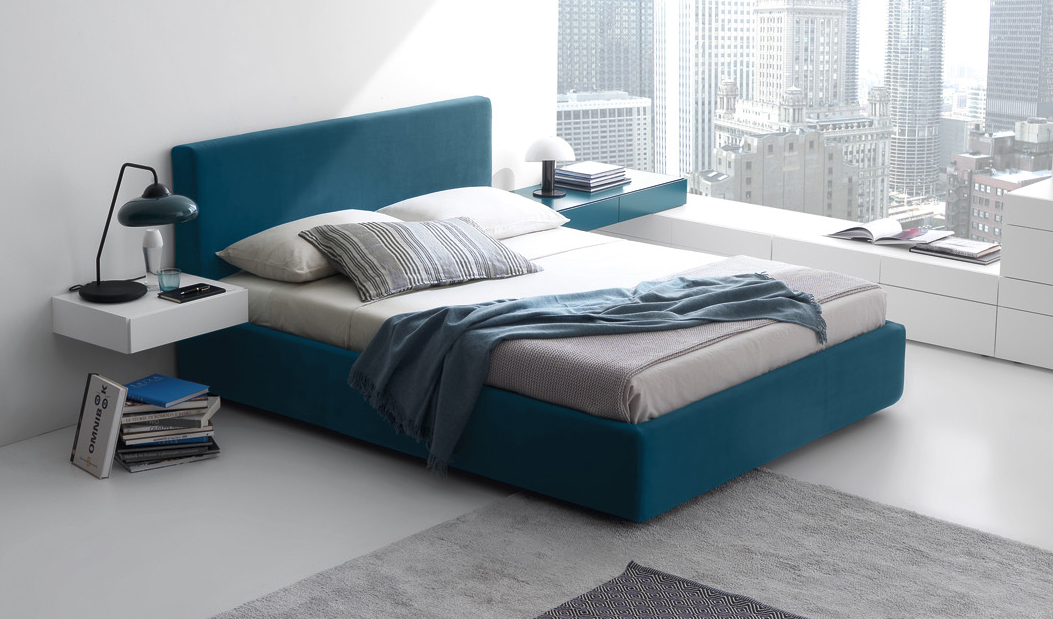 Presotto Dado upholstered Bed