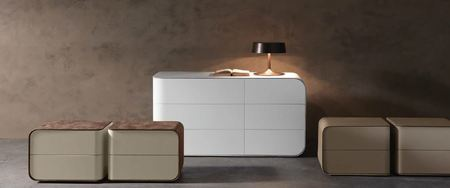 Presotto Passion bedside cabinets