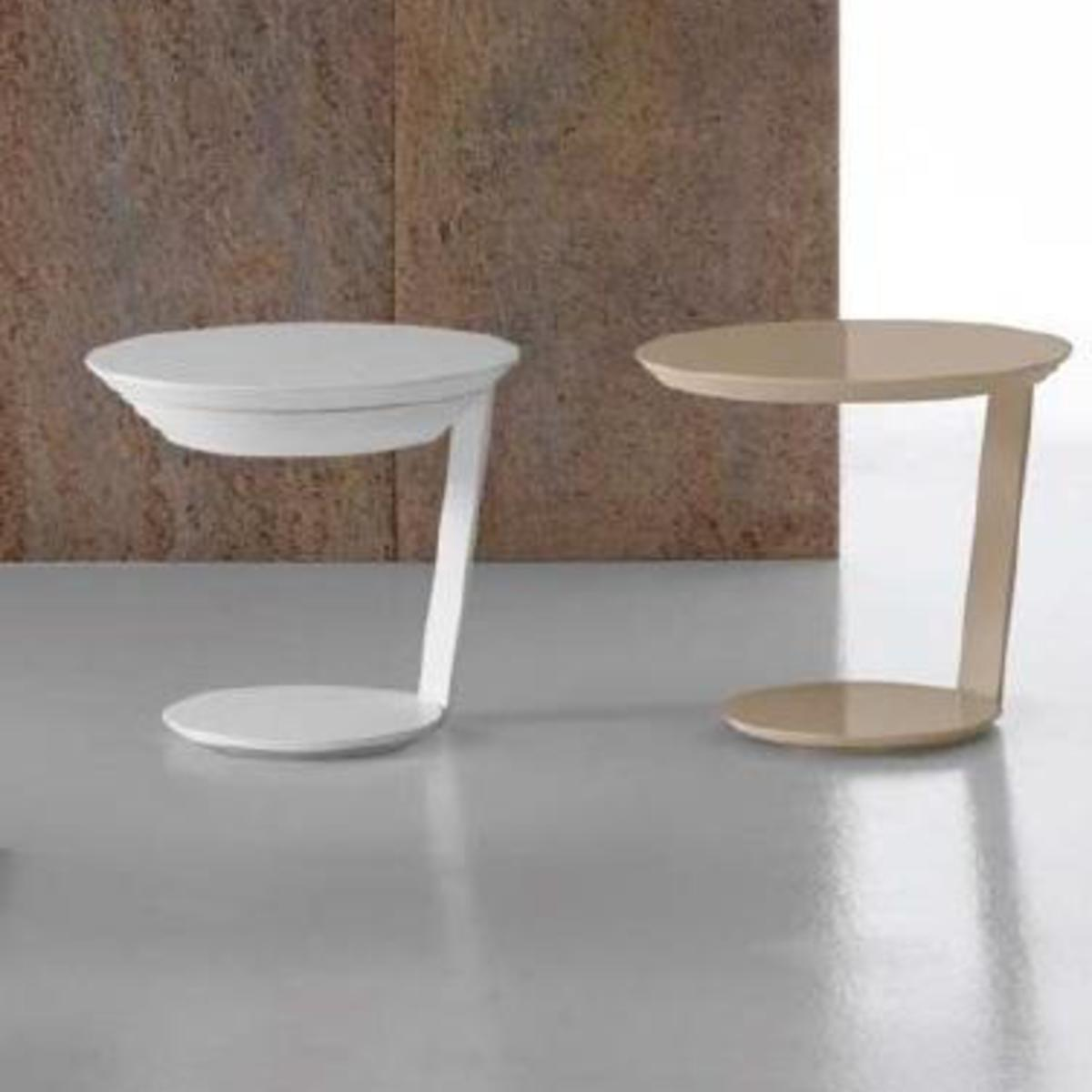 Stockist Presotto Round Point Table Many Colours Matt