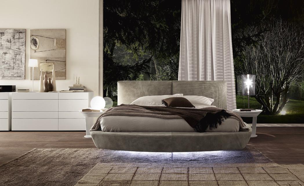 Presotto Zero Size Bed