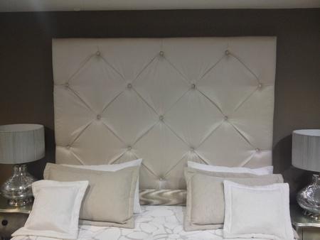 Ritz Upholstered headboard