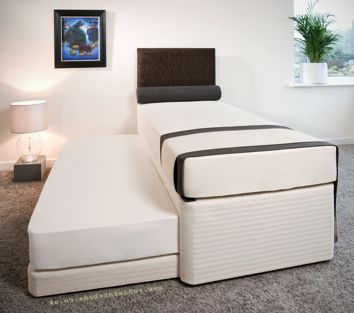 Quality Stowaway Beds Amp Single Trundle Guest Bed Uk Made