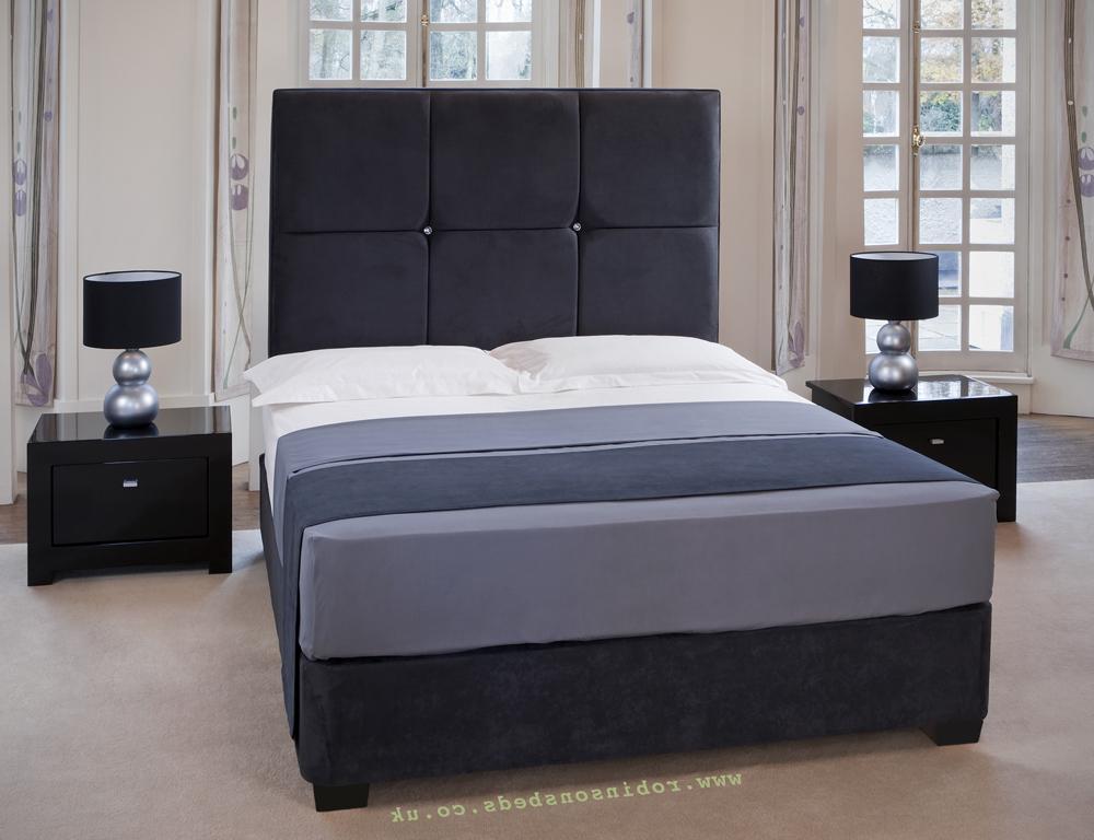 Swarovski Crystal Bed