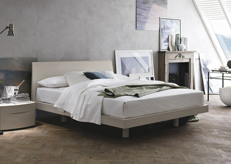 Tomasella Grazia Modern Wood bed
