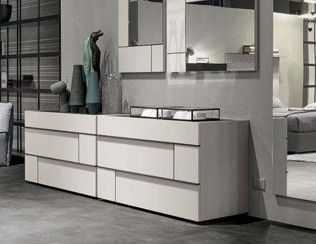Tomasella Hashtag Modern Bespoke Chest Of Drawers