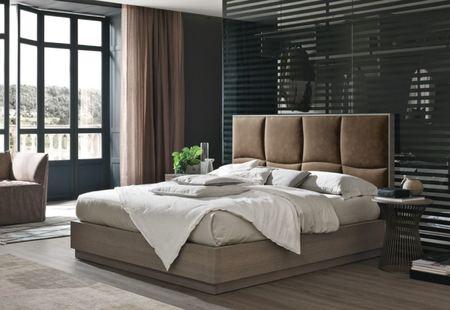 Tomasella Prestige Wood Bed