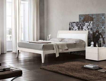 Tomasella Riviera upholstered bed