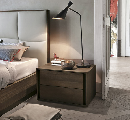 Contemporary Bedside Cabinets Vip Tomasella Colourful
