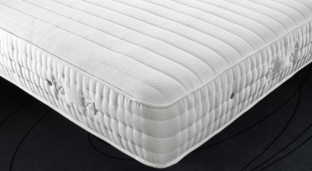 Ultimate 2000 3/4 Small Double Pocket Spring Mattress (Extra Firm) 120cm