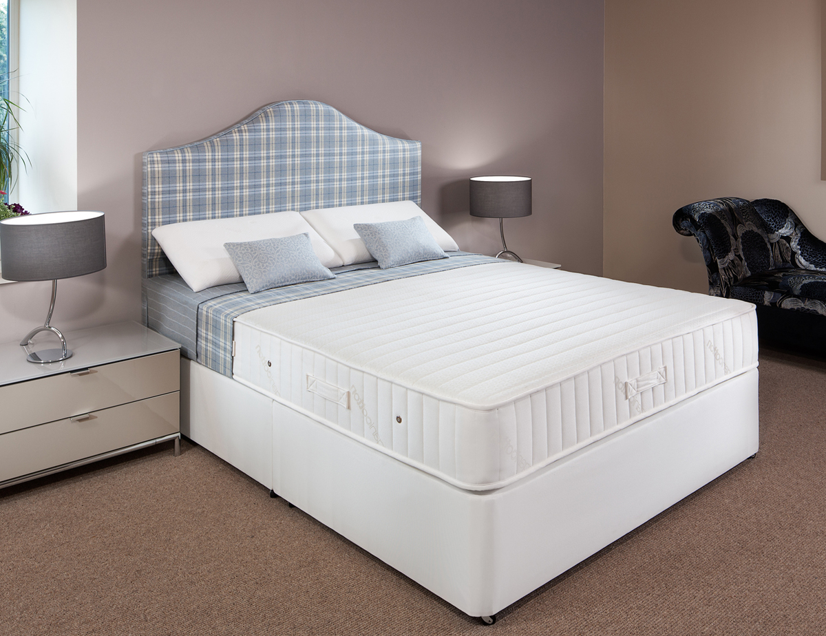 Extra Firm Single Divan Beds For Heavy People Robinsons Beds