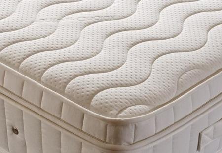 Ultimate Pillow Top 2000 Pocket Sprung Mattress (Firm) US Sizes