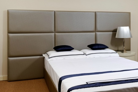 Wall Mounted Fabric Panels Bedroom Wall Panels In Uk