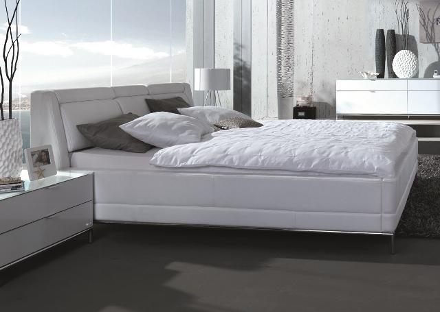 Wellemobel Chiraz beds with adjustable headboard bed 220cm long ...