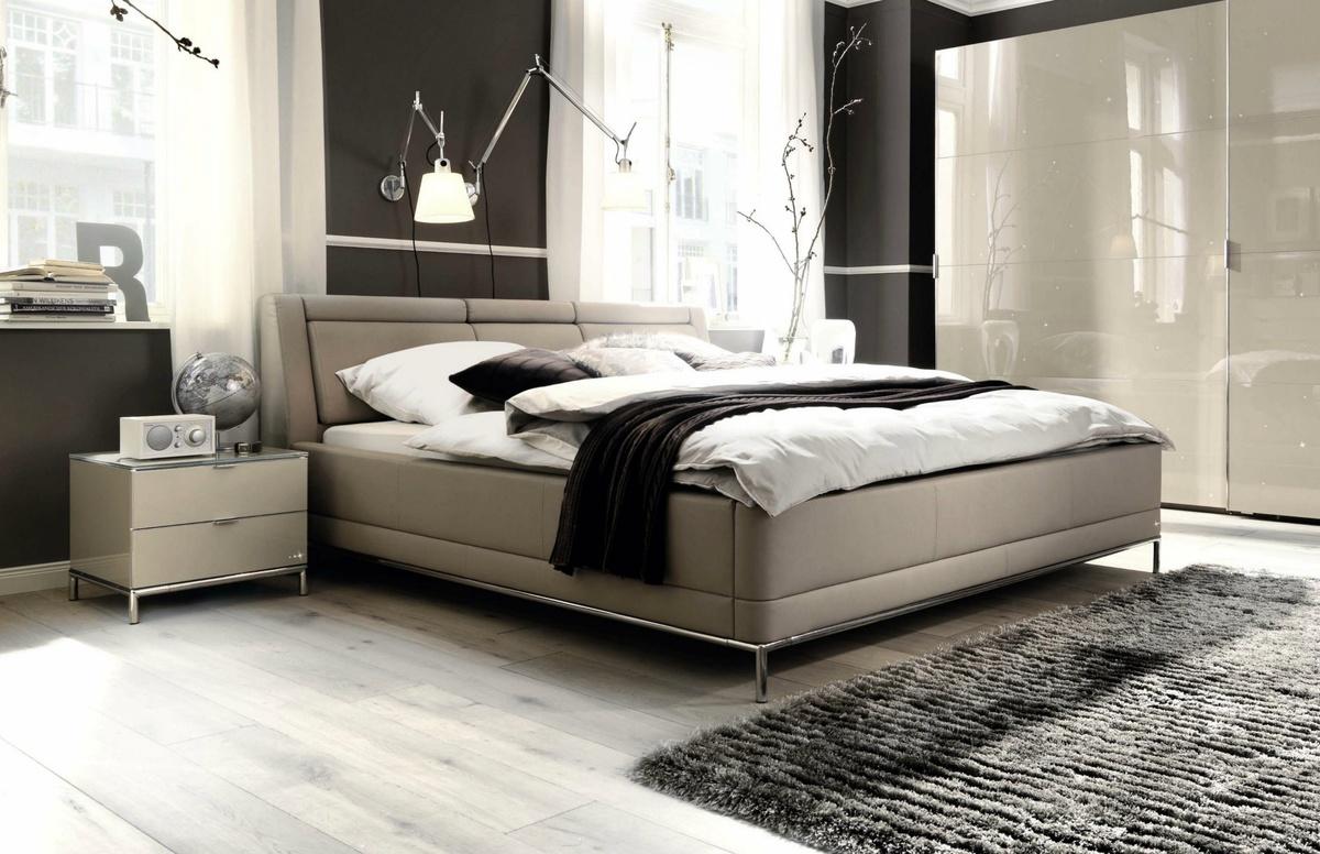 Superking Wellemobel Chiraz bed with adjustable headrests