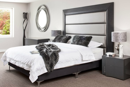 Wentworth Bespoke Bed