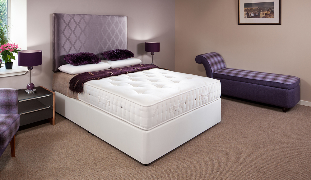 US Mattress sizes best for heavy people