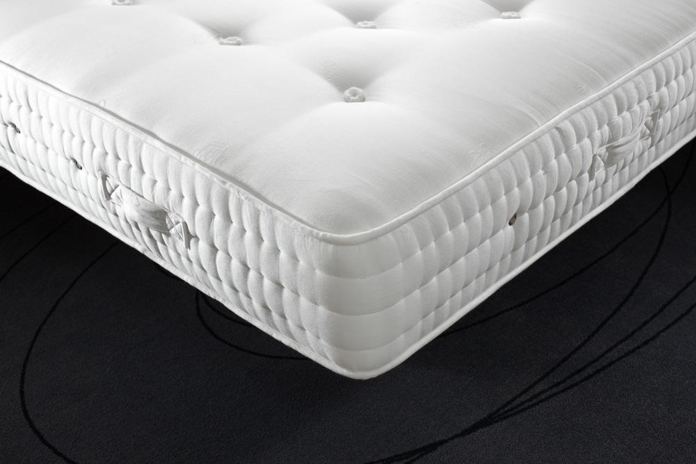 Single hard divan bed good support beds robinsons beds for Pocket sprung single divan beds
