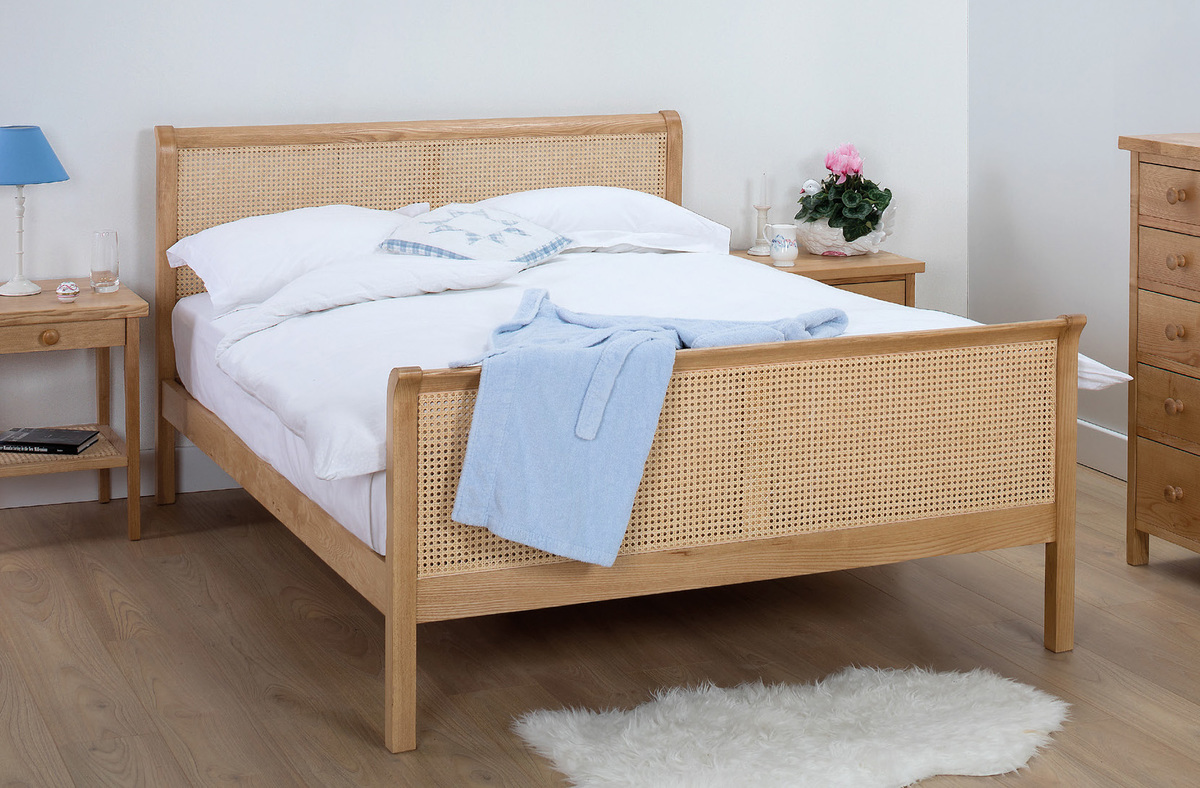 Cotswold Caners Henley Bed Rattan Cane Bed Robinsons Beds