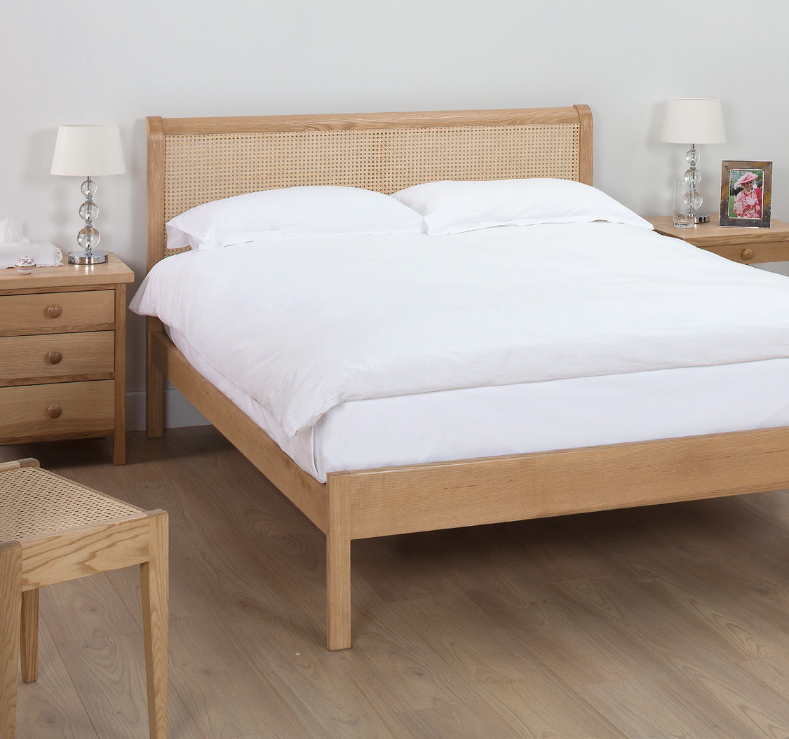 Henley Rattan Cane Bed Robinsons Beds