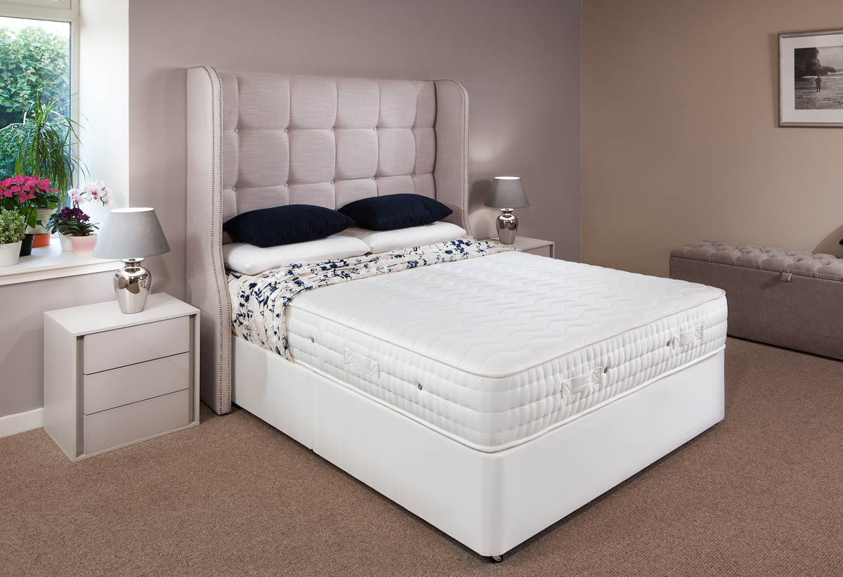 Luxury Superking 6ft 180cm Wide Mattress Handmade In The