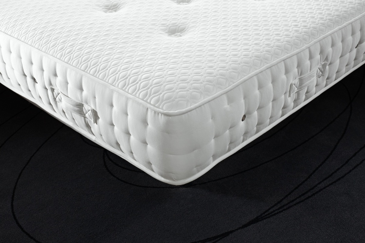 2000 pocket spring double mattress handmade uk robinsons. Black Bedroom Furniture Sets. Home Design Ideas
