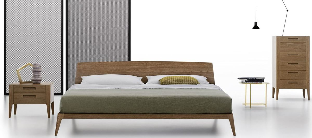 Novamobili Siri Bed Latest Wooden Beds Robinsons Beds