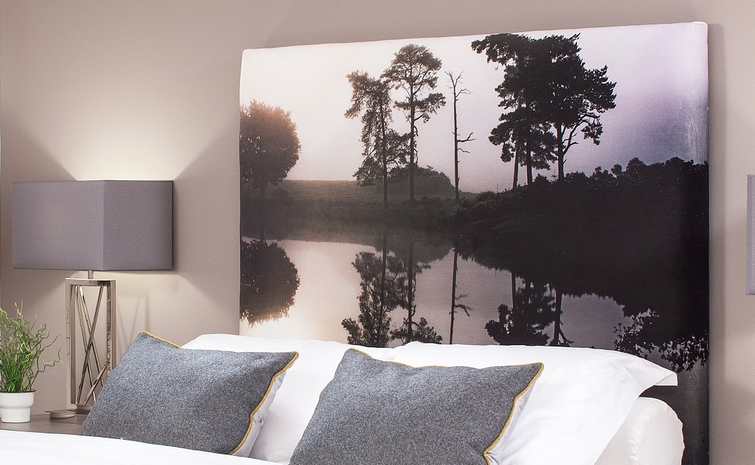 Design your own headboard from a photograph Robinsons Beds