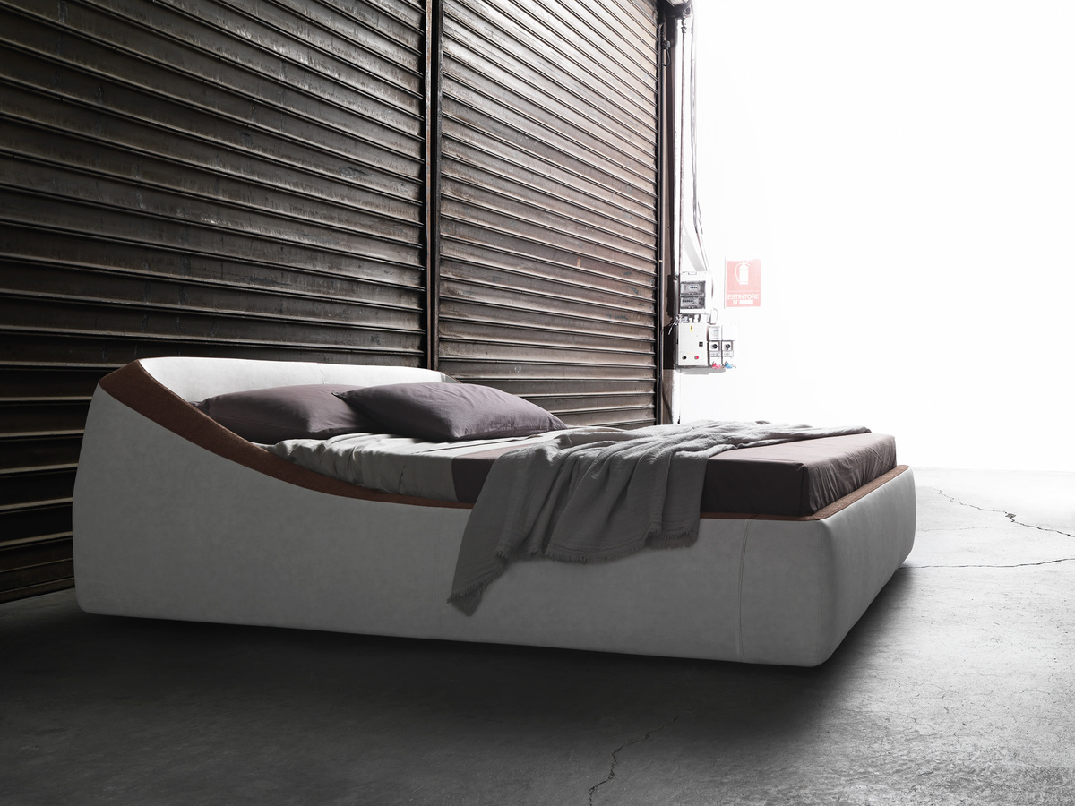 Presotto Brera Bed Modern Storage Bed Uk Stockist