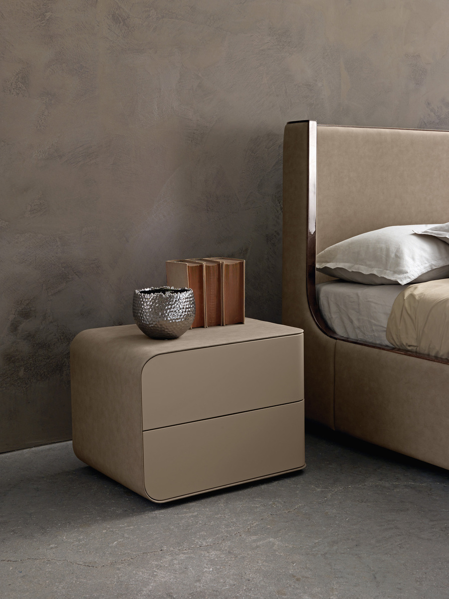 Presotto Callas Leather Bed Uk Stockist Fashion Bed