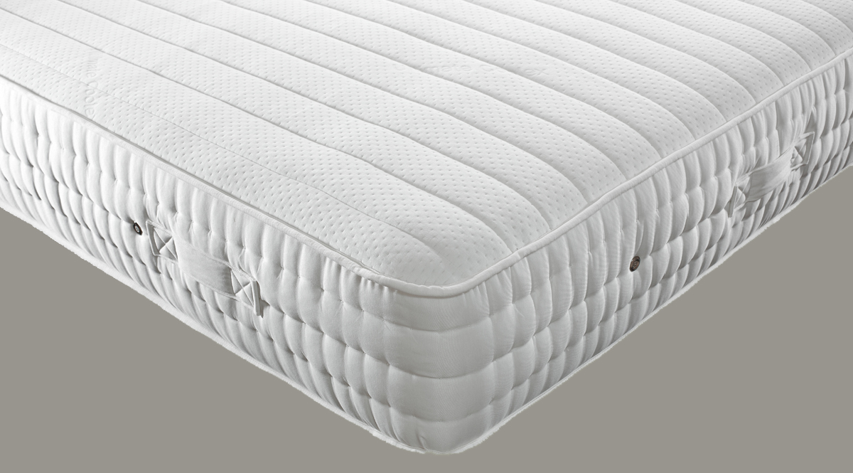 silhouette interactive pocket sprung mattress medium euro sizes