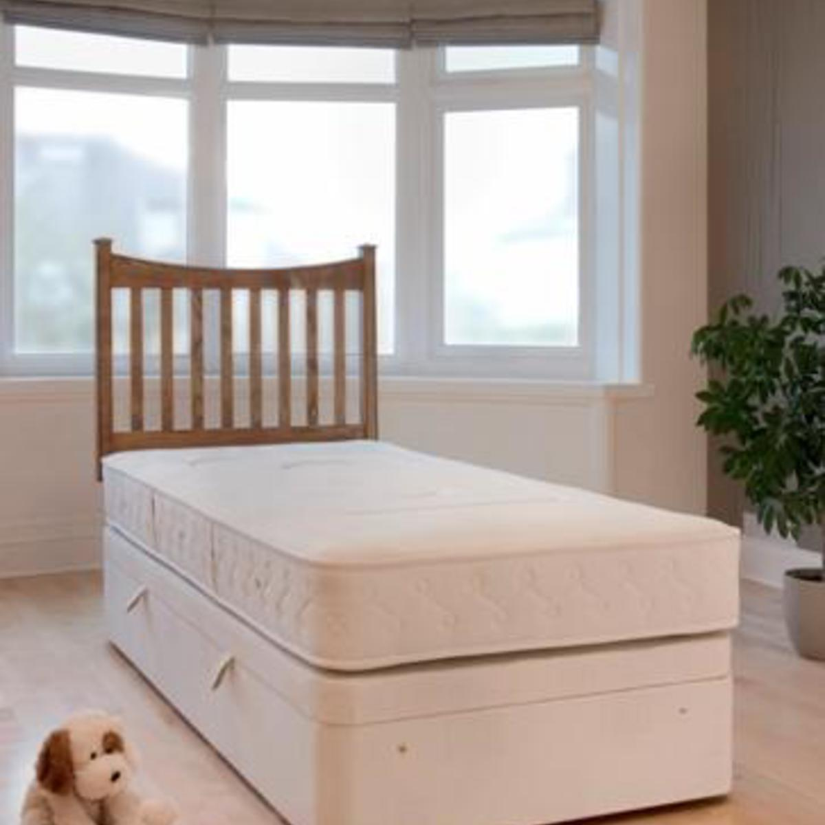 aa859ea49a24 Handmade Single beds with storage | Glasgow bed shop | Robinsons Beds