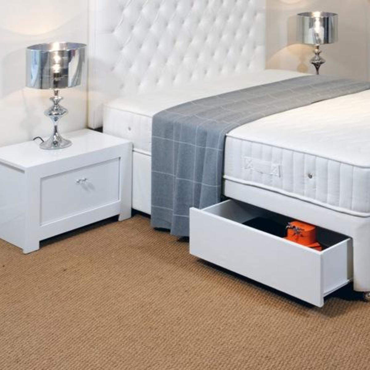 Handmade Single Beds With Storage Glasgow Bed Shop
