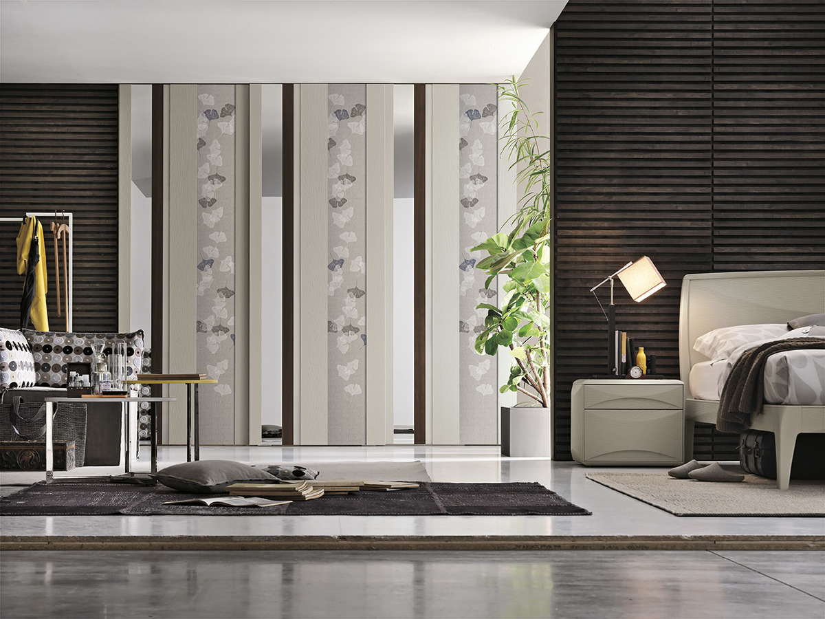 Sidney Modern Italian Wood Bed Robinsons Beds