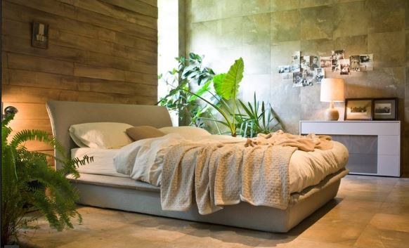Zanette Myo Space Storage bed & Zanette Myo leather designer storage bed | Ottoman bed | Robinsons Beds